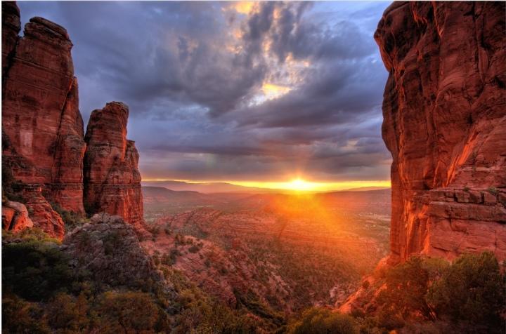 sedona-sunrise
