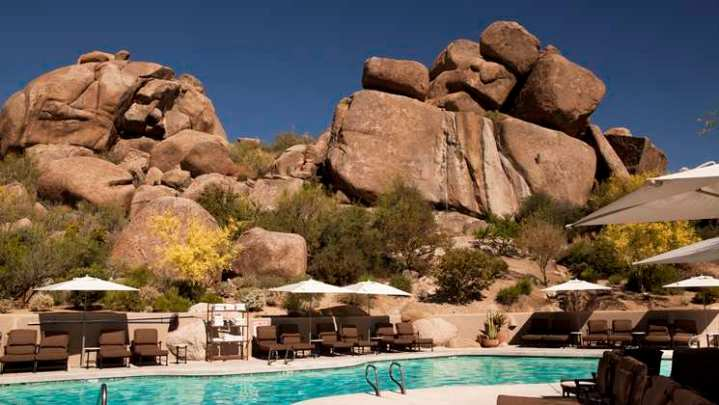 The Boulders Pool