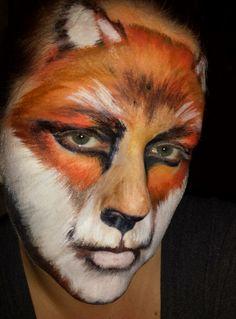 Fox Makeup Two Innocents - Fox-makeup